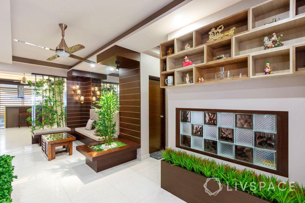 home-interior-designers-in-bangalore-prestige-bagamane-temple-bells-open-layout