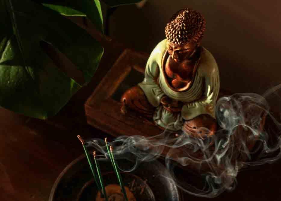 buddha-incense