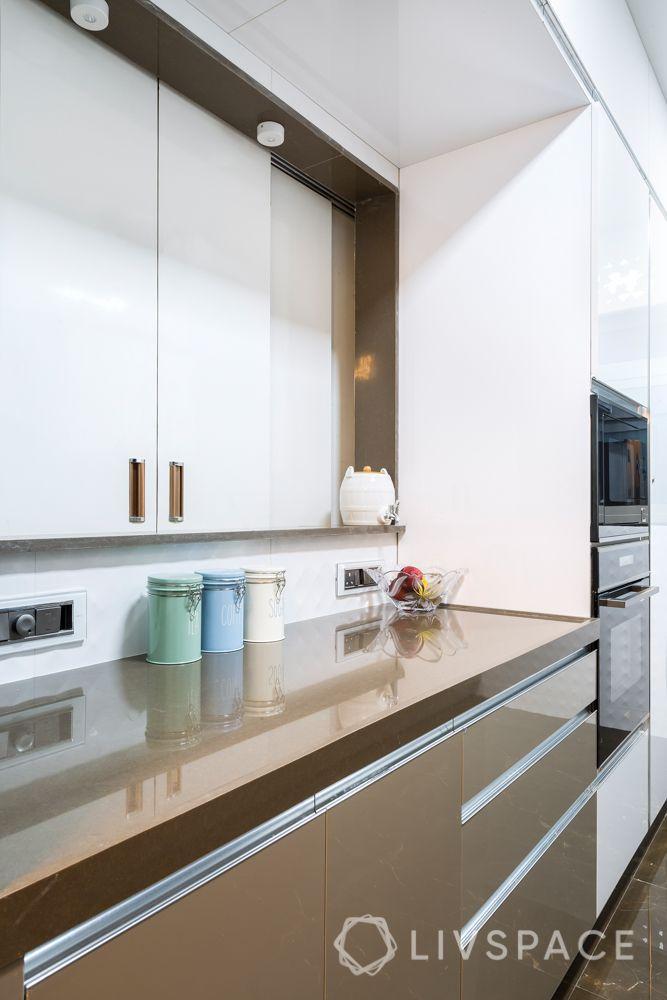 stylish home design-window-cabinets