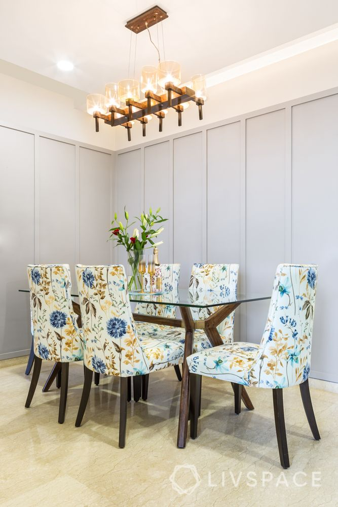 upholstery-fabric-pattern-dining-chairs