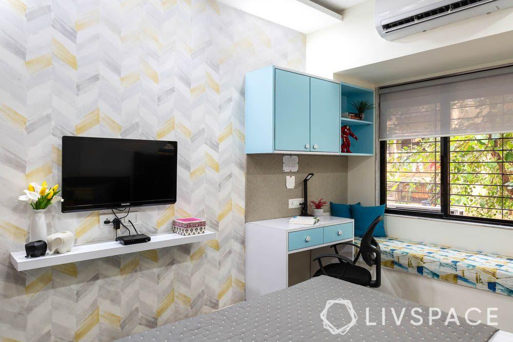 2-bhk-flat-in-mumbai-kids-bedroom-study-table-seating