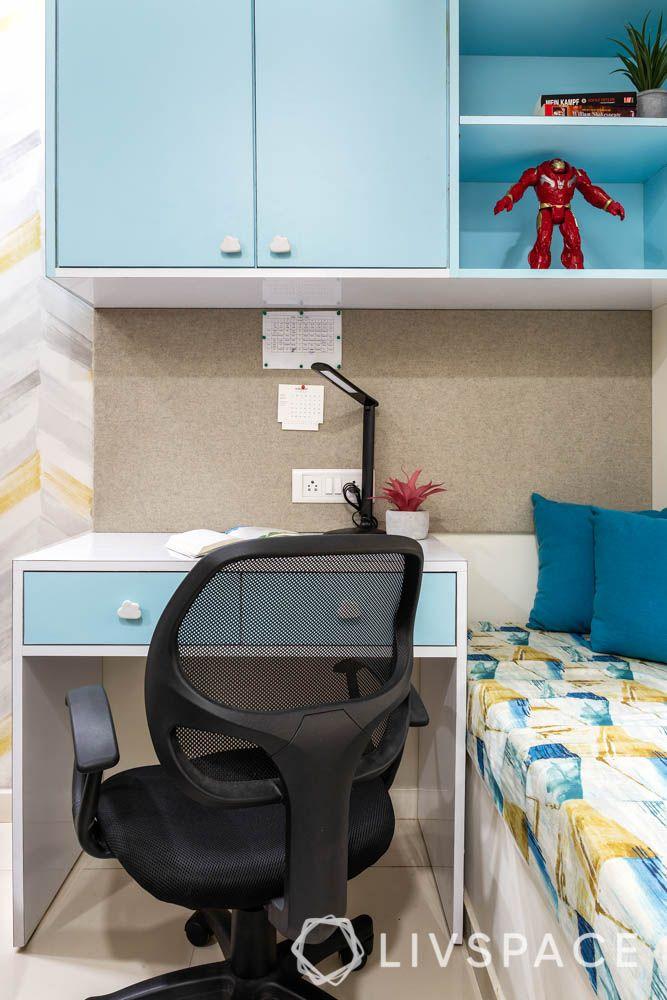 2-bhk-flat-in-mumbai-kids-bedroom-study-table