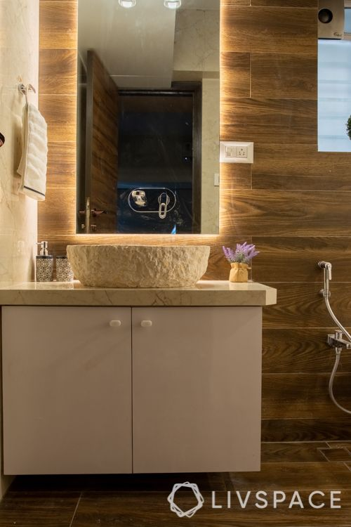 Lighting-mirror-vanity unit-cecilia marble sink