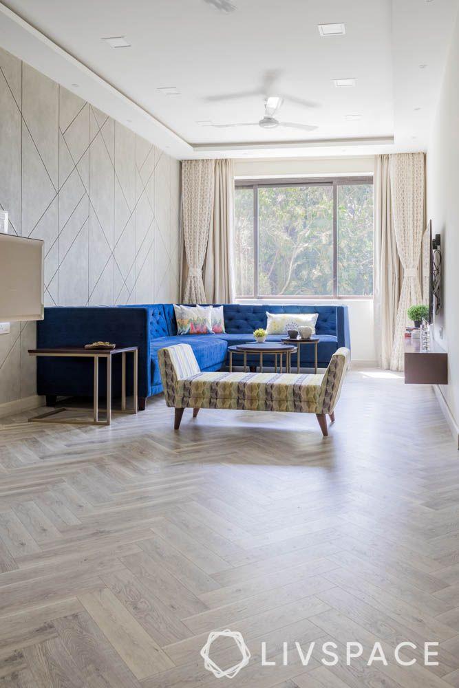 floor replacement tip-wooden laminate