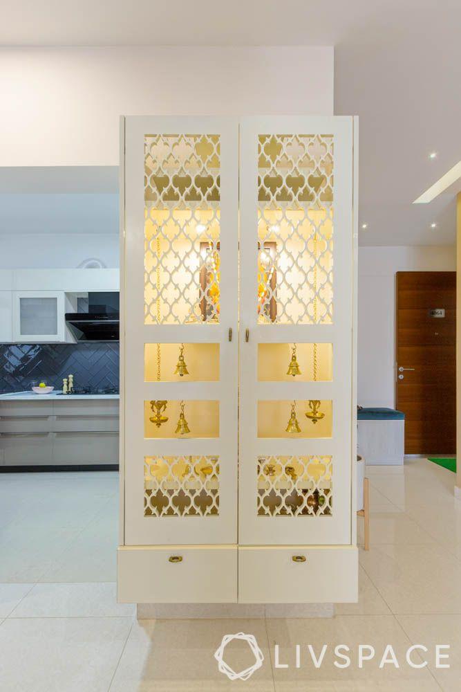 beautiful-interior-design-white-pooja-closed