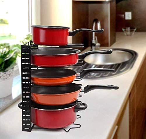 utensil rack-pots and pans rack