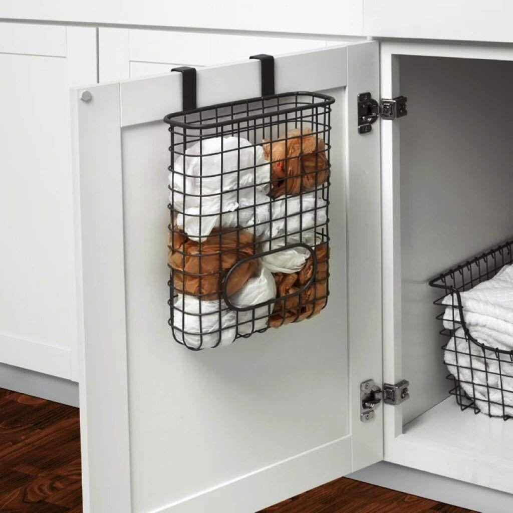how to organize kitchen-over door cabinet organizer-white kitchen cabinet