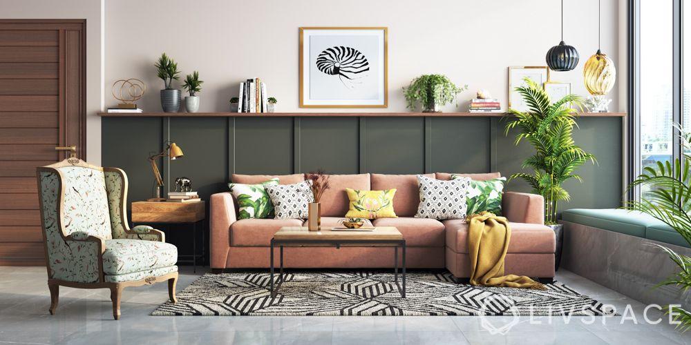 jacqueline-fernandez-living-room-pastel-pink-sofa