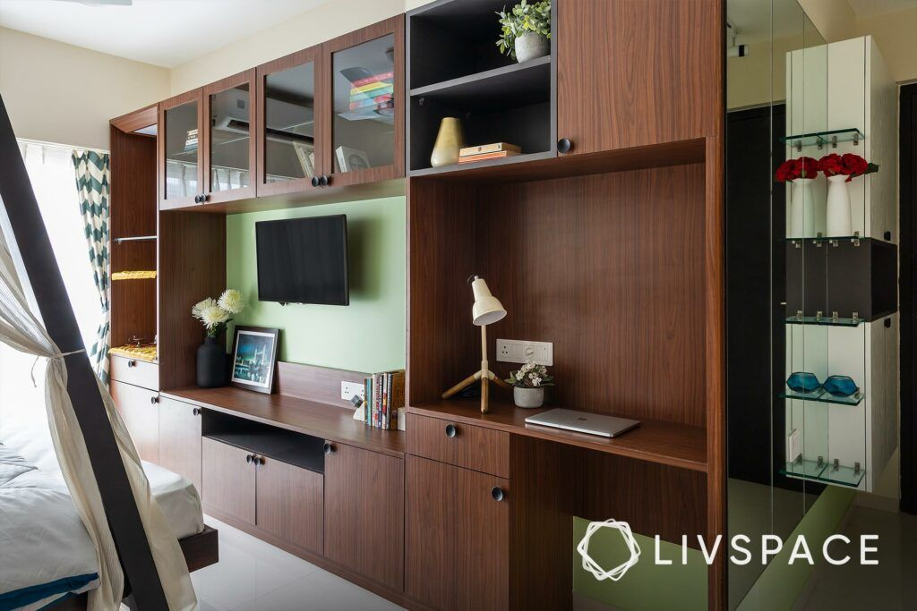 tv unit designs-books storage designs-dresser designs