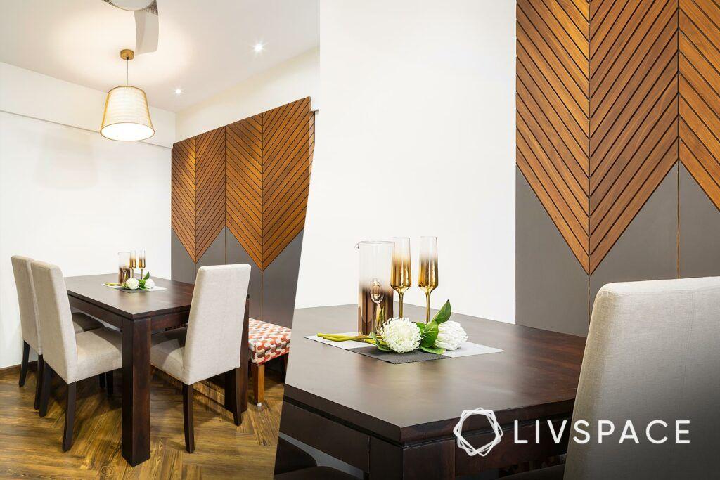 veneer wall panel-laminate flooring design