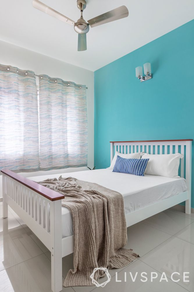 interior design firms in bangalore-Victorian Bedroom