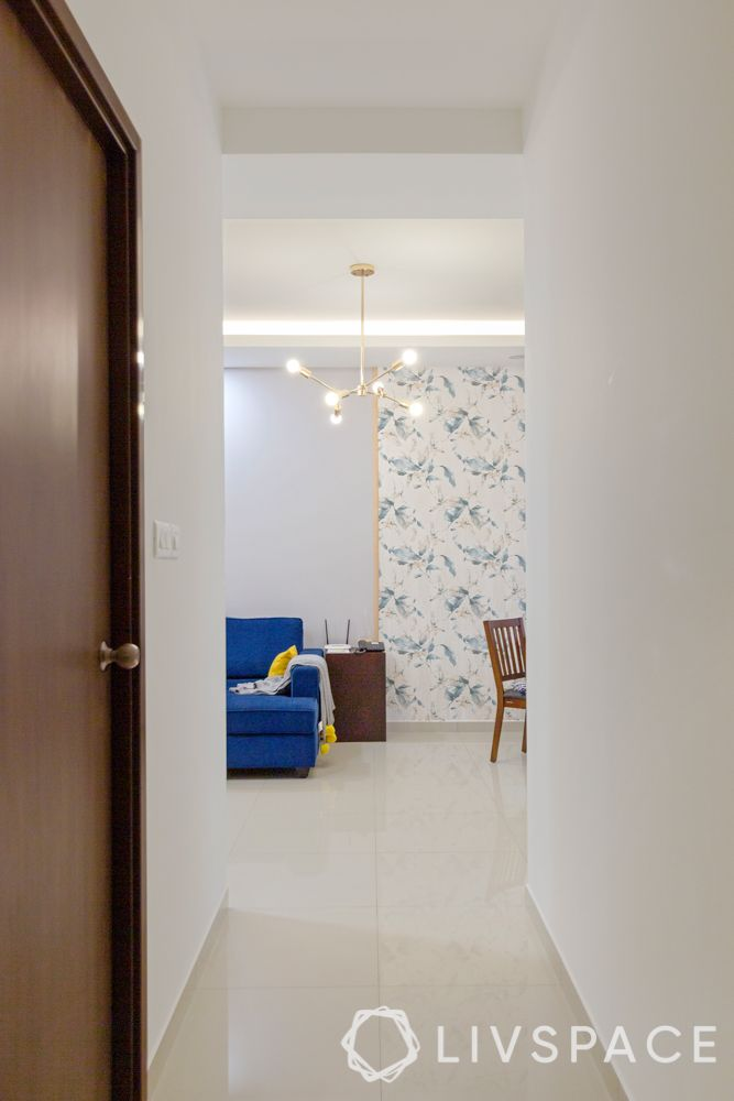 Living room-dining room-lighting