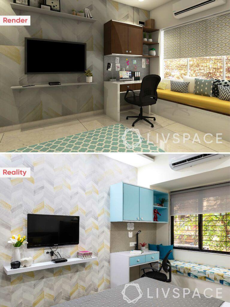 2-bhk-flat-in-mumbai-kids-bedroom-render-reality