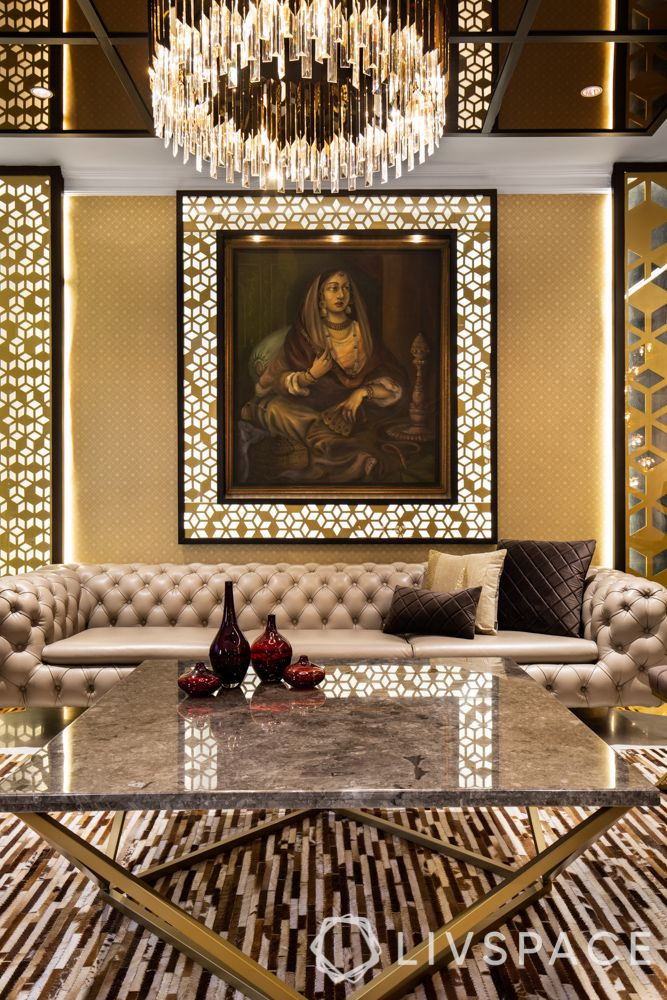 how to choose artwork for your home-maharani painting-royal art