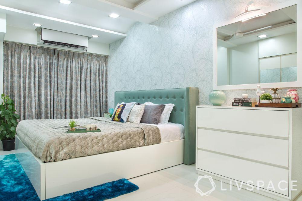 guest room design-vanity-dresser unit