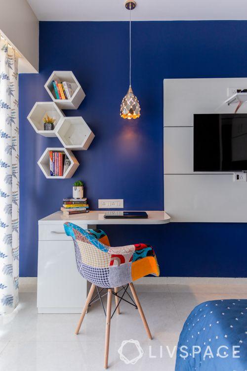 floating shelves-hive shelves-open shelves