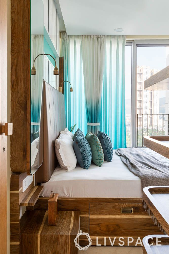 3bhk-house-design-parents-bedroom-side-table