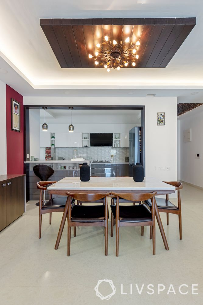 3-bhk-flat-interior-design-veneer-ceiling-panel
