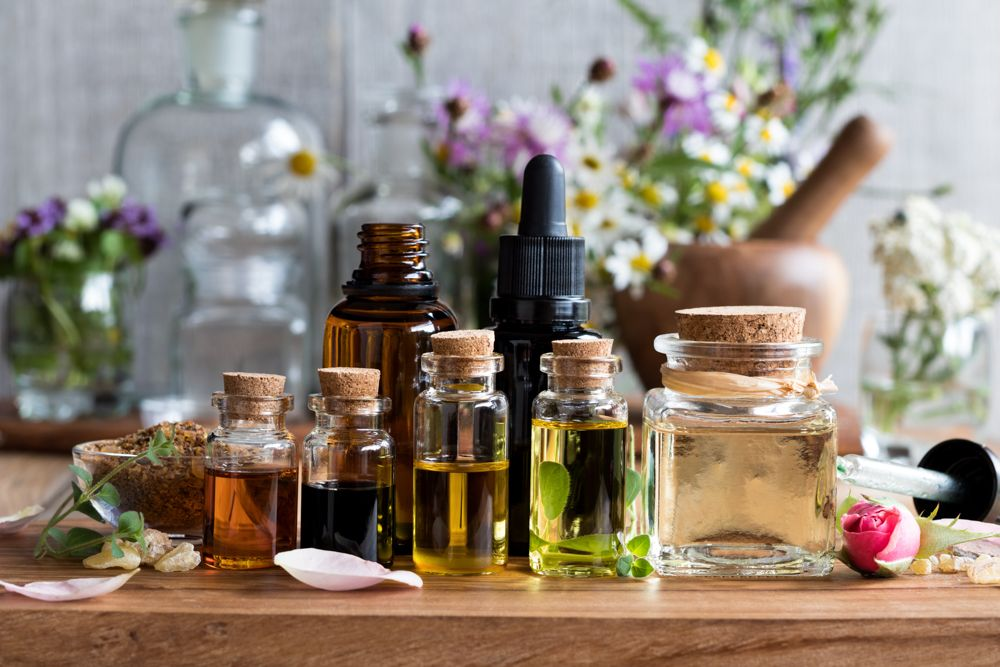 How to keep wardrobe smelling fresh-essential oil