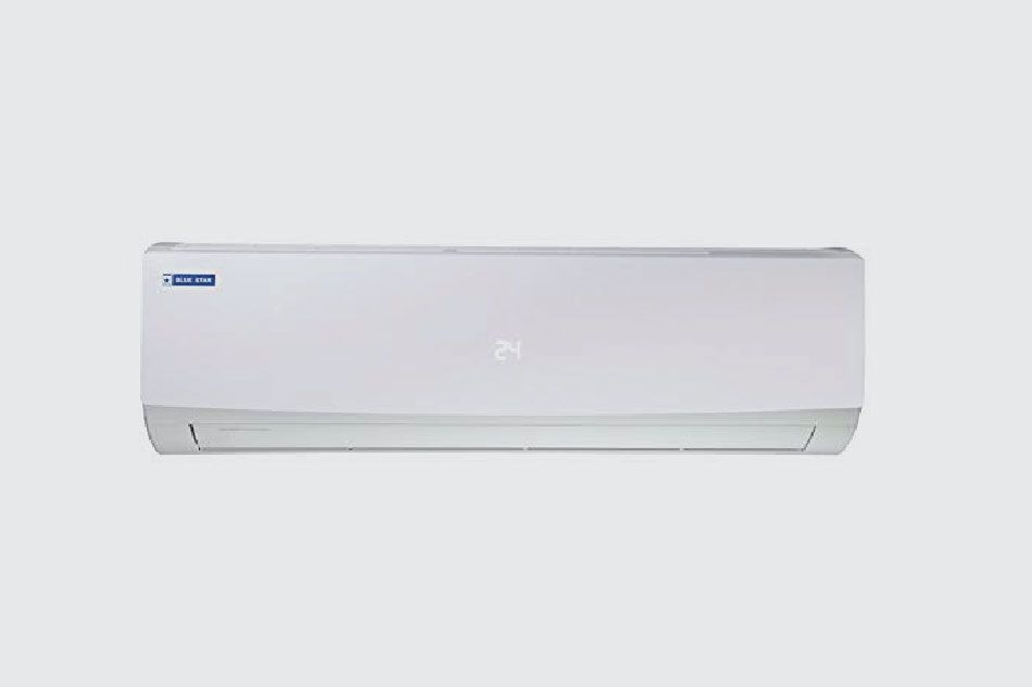 best ac in india-blue star ac-white ac