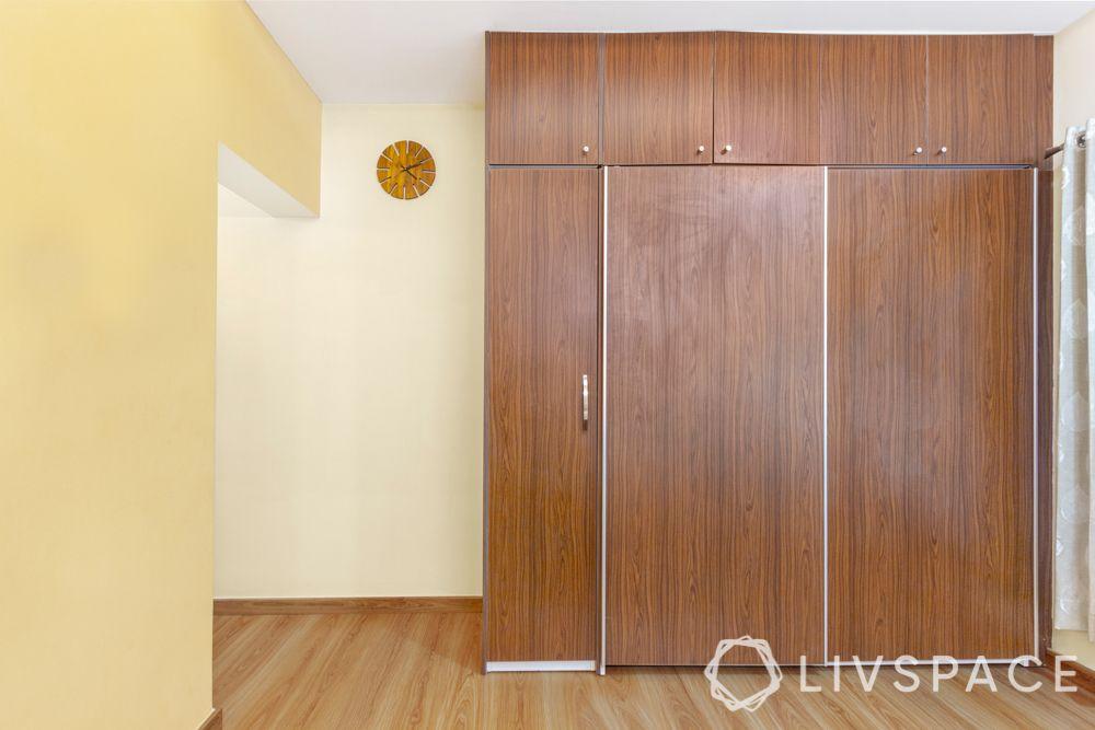best interiors in bangalore-wooden flooring-wooden laminate