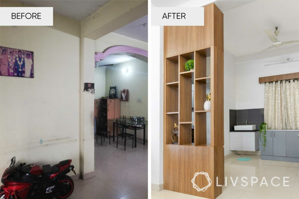interior designers in Chennai-demarcating spaces