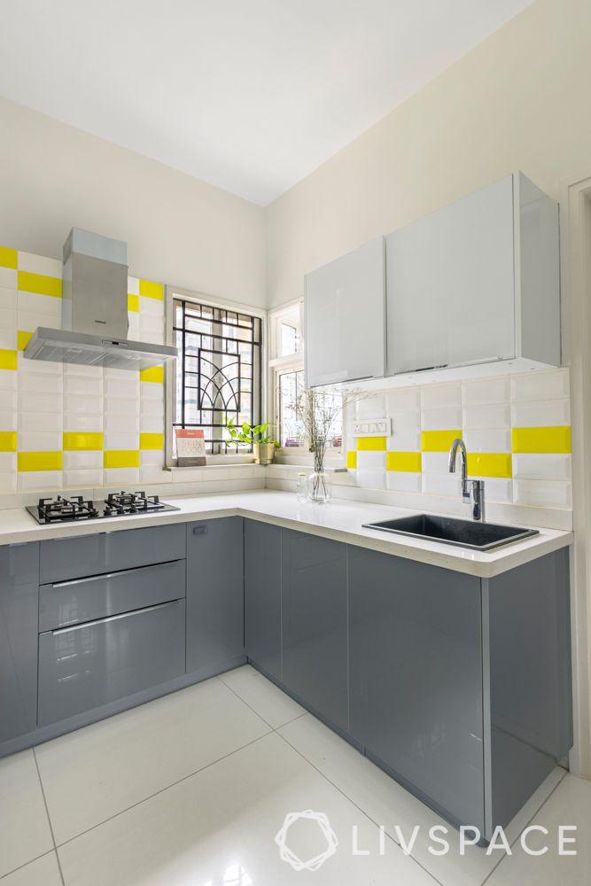 Kitchen zone-sink