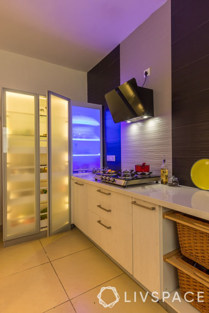 Kitchen zones-pantry