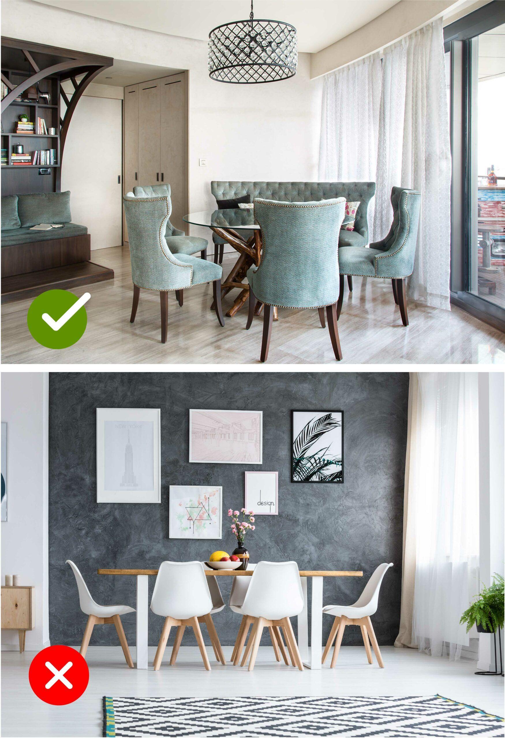 room colour as per vastu-dining room