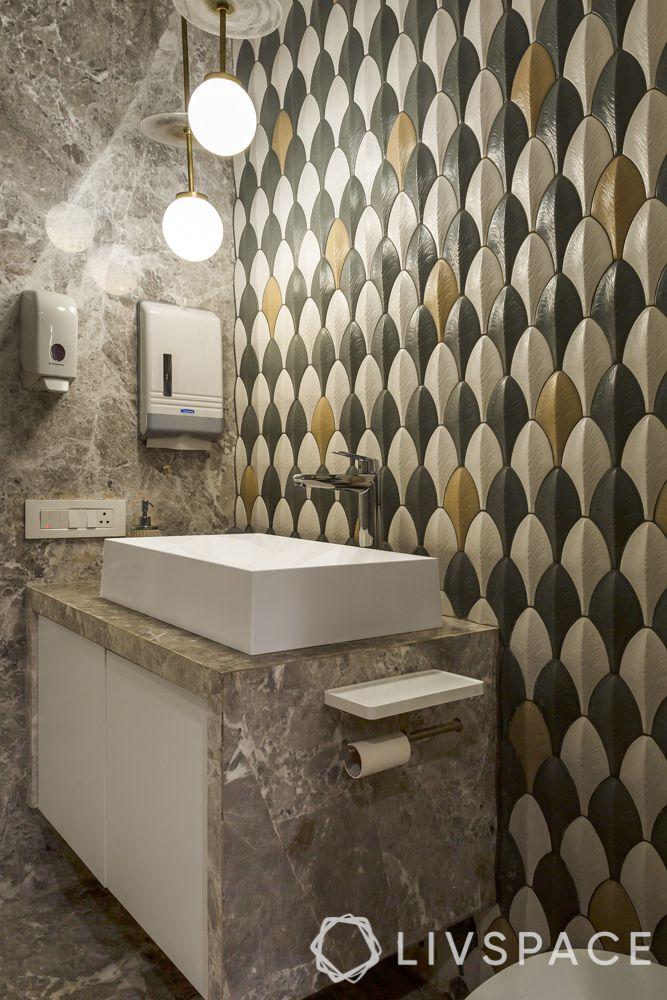 rental apartment bathroom ideas-bathroom lights