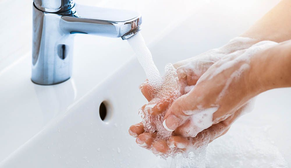 how to protect yourself from coronavirus-wash hands