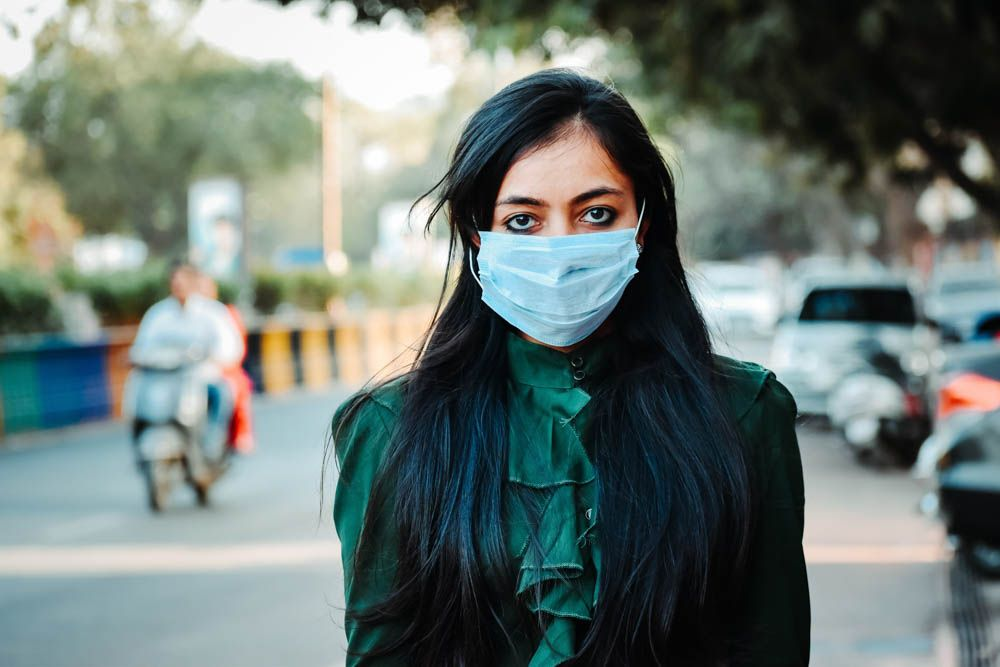 how to protect yourself from coronavirus-wear mask