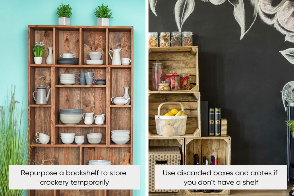 kitchen-organization-racks-bookshelf-crates