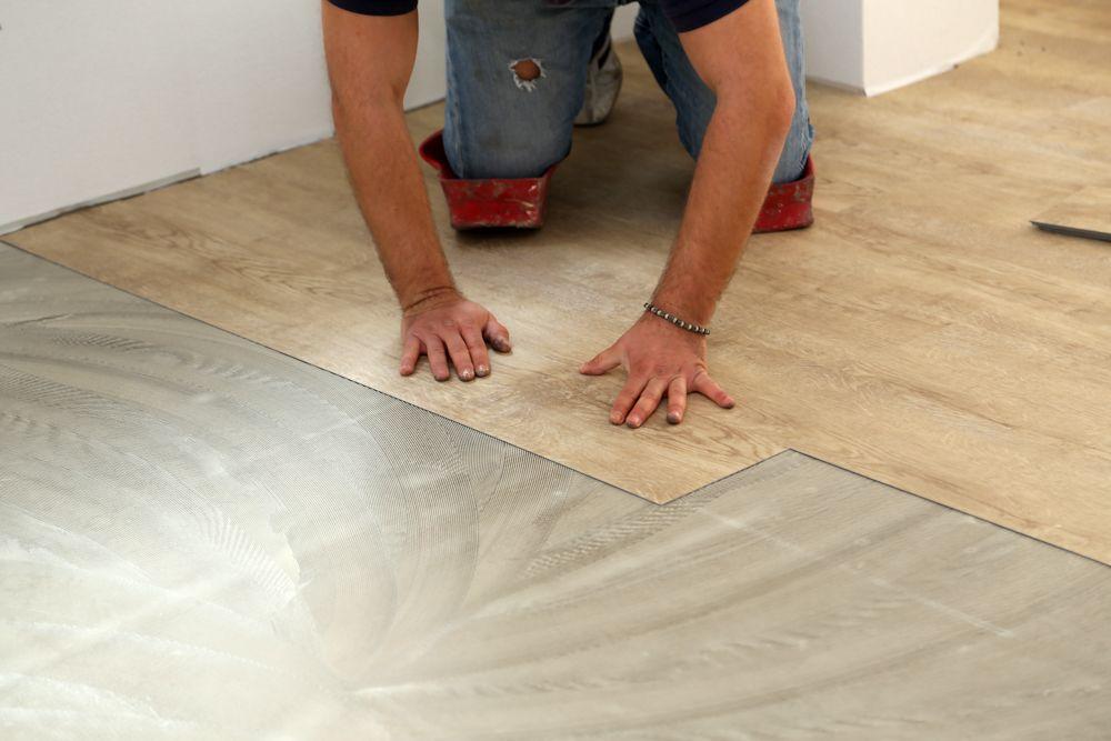 Flooring option-scp installation