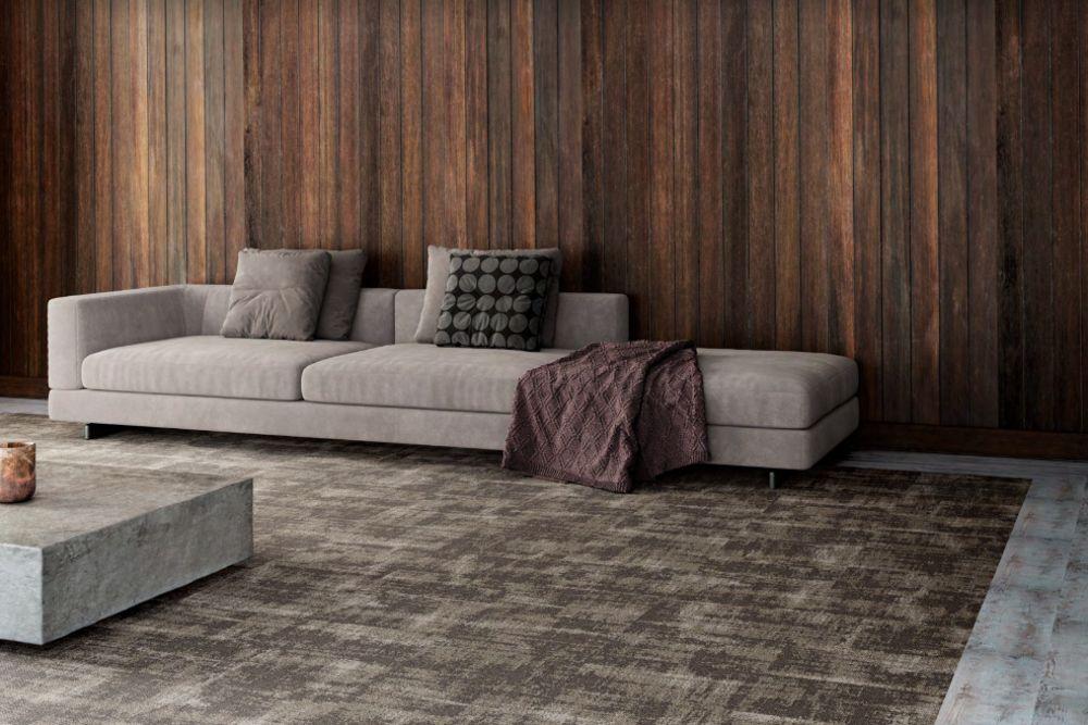Flooring options-carpet tiles