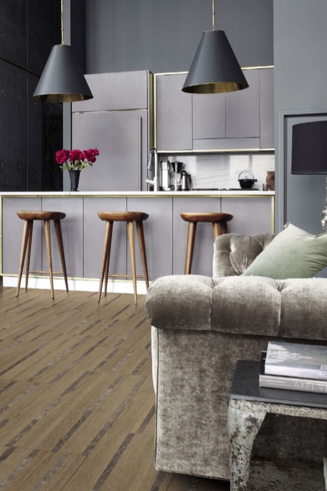 Flooring options-laminate-kitchen-living room