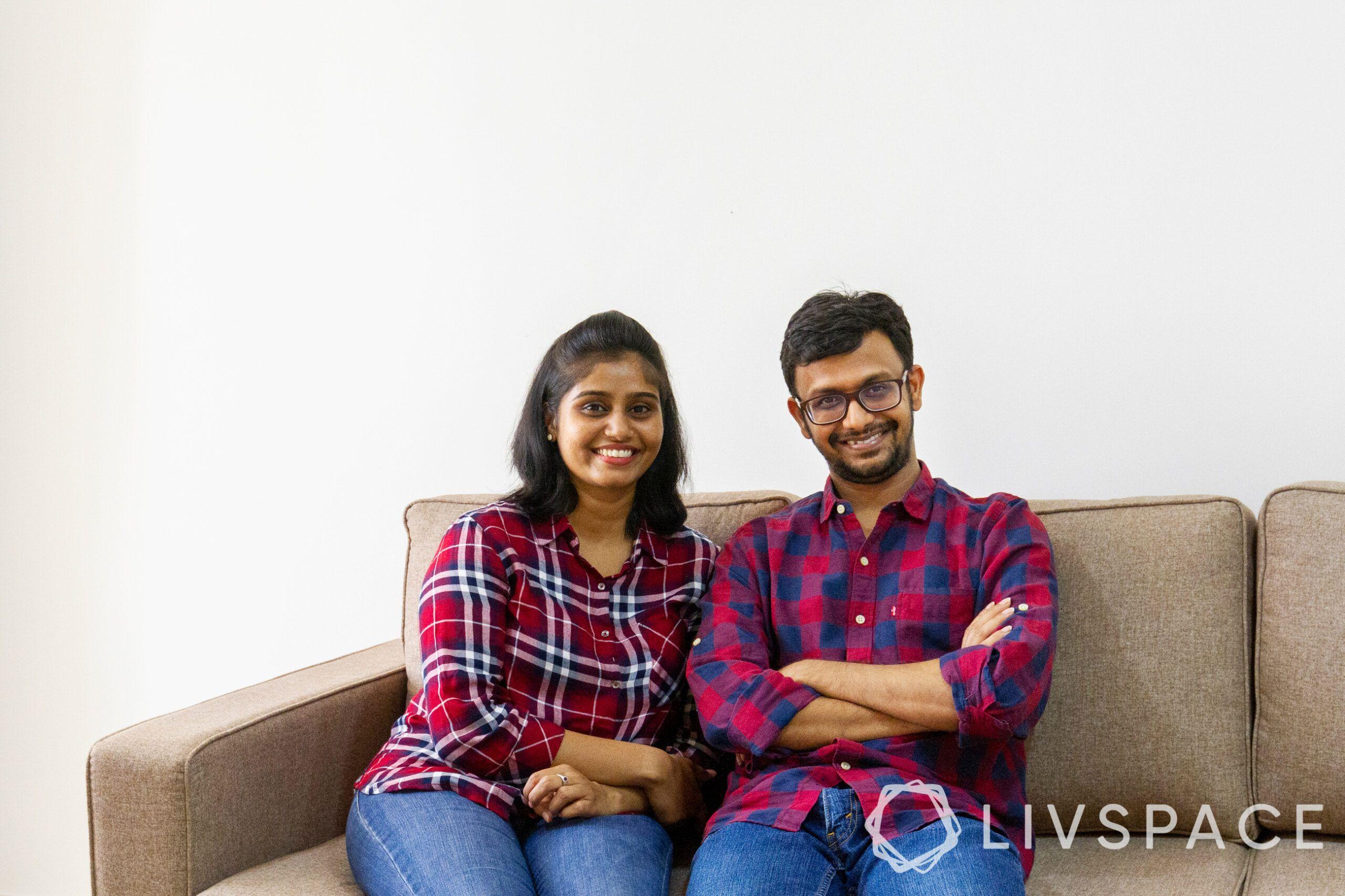 livspace homeowners-priya and suresh