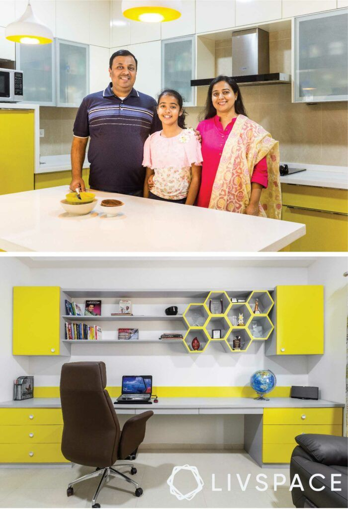 home-office-yellow-study-unit-fancy-shelves