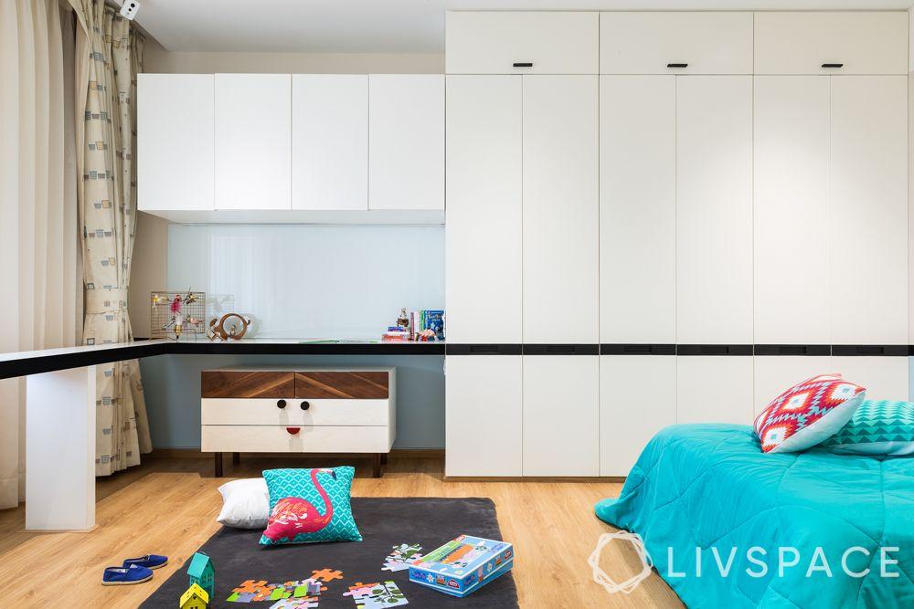 hinged or sliding doors-white wardrobe designs-handleless wardrobe designs