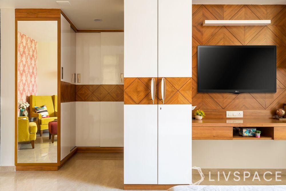 wardrobe designs-laminate and veneer