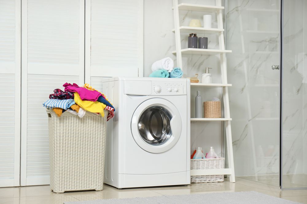 how to save electricity-washing machine-laundry detergent-laundry