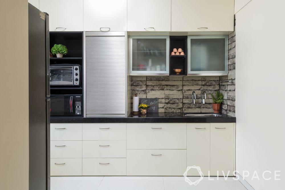stone wall cladding-kitchen backsplash