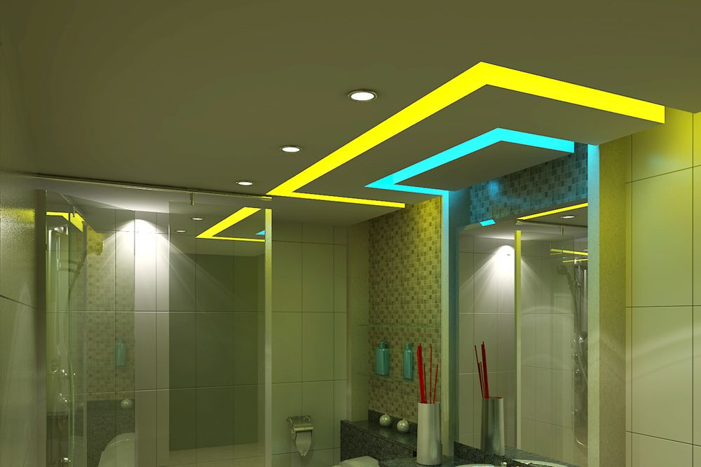 best false ceiling designs-thermal insulation-saint gobain
