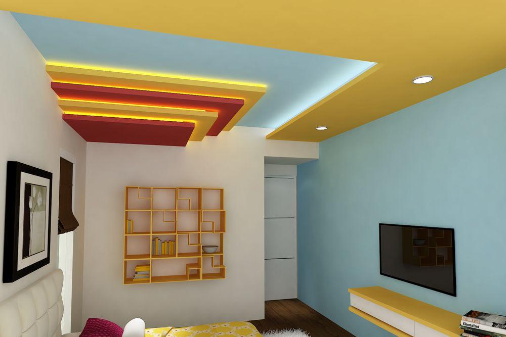 best false ceiling designs-save electricity-saint gobain
