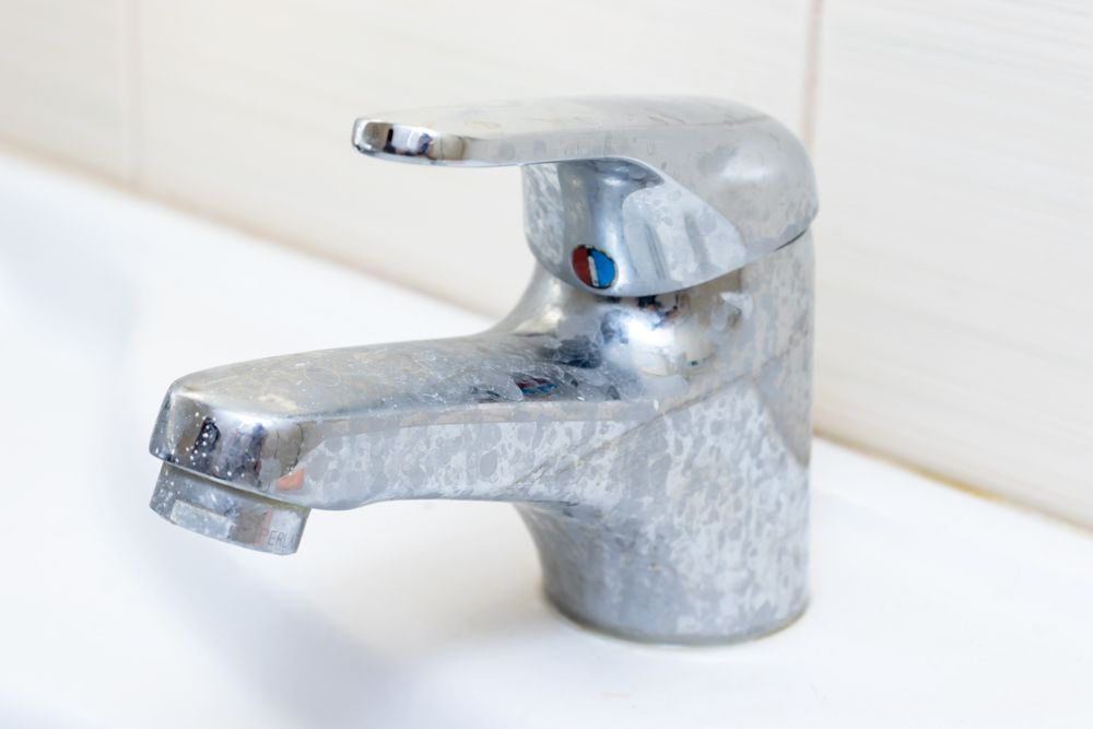dirty tap