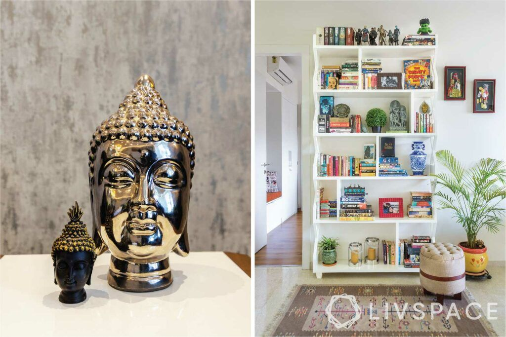small budget big makeover-accessories-buddha-action figures