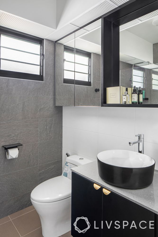 How To Make A Compact Bathroom Look Bigger