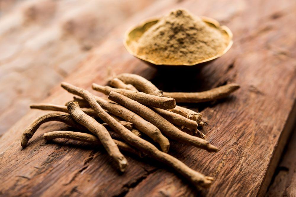 Indian herbs-ashwagandha