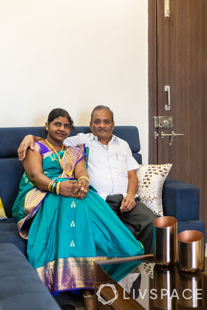 pune interior design-client image-yogesh parents