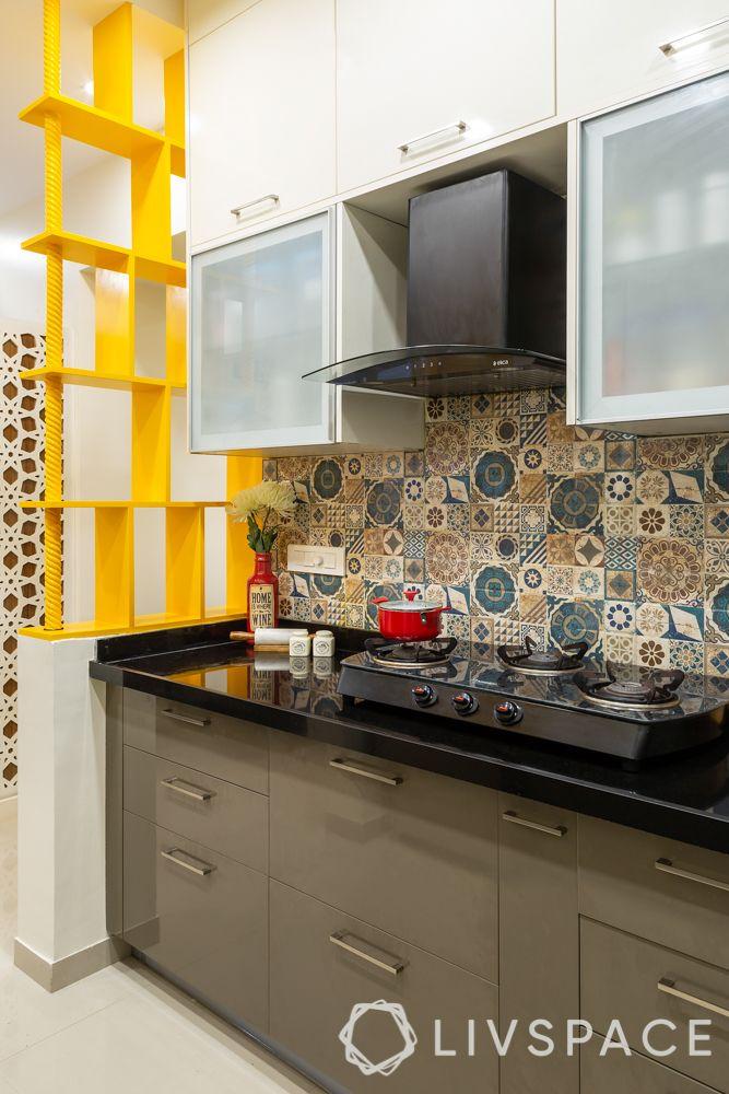 pune interior design-kitchen lofts-storage